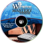 WordPress Training video DVD photo